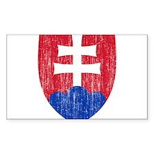 Slovakia Roundel Decal
