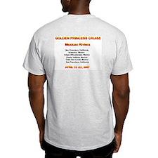 Golden Amigos -Apr. 12, 2007 Ash Grey T-Shirt