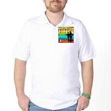 Golden Amigos -Apr. 12, 2007 T-Shirt