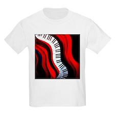 Fire Keys T-Shirt