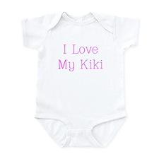 Kiki/Girl Infant Creeper