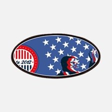 Barack Obama for America 2012 Patches