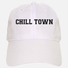 Chill Town Baseball Baseball Cap