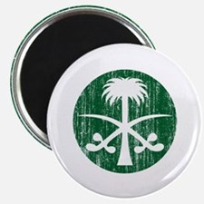 Saudi Arabia Roundel Magnet