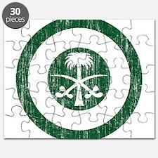 Saudi Arabia Roundel Puzzle
