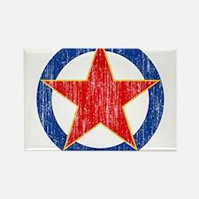 Yugoslavia Roundel Rectangle Magnet