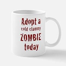 Lefty-Adopt a cold clammy ZOMBIE today Mug