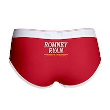 Romney Ryan Taking Care of Business Women's Boy Br