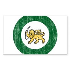 Rhodesia Roundel Decal
