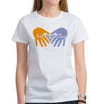 Art in Clay / Heart / Hands Women's T-Shirt
