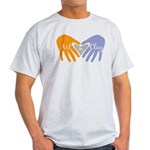 Art in Clay / Heart / Hands Light T-Shirt