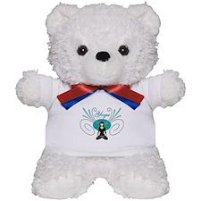 Yoga #3 Teddy Bear