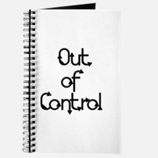 """Out of Control"" Journal"