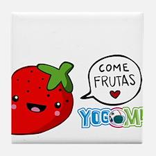 Fresa By Yogome Tile Coaster