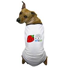 Fresa By Yogome Dog T-Shirt