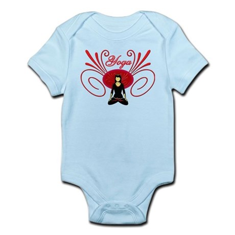 Yoga #4 Infant Bodysuit