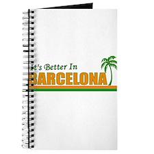Cute Barcelona Journal