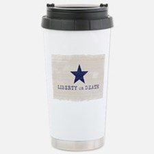 Texas vintage flag Stainless Steel Travel Mug