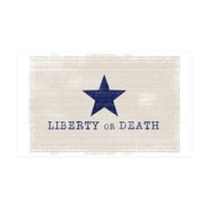 Texas vintage flag Wall Decal