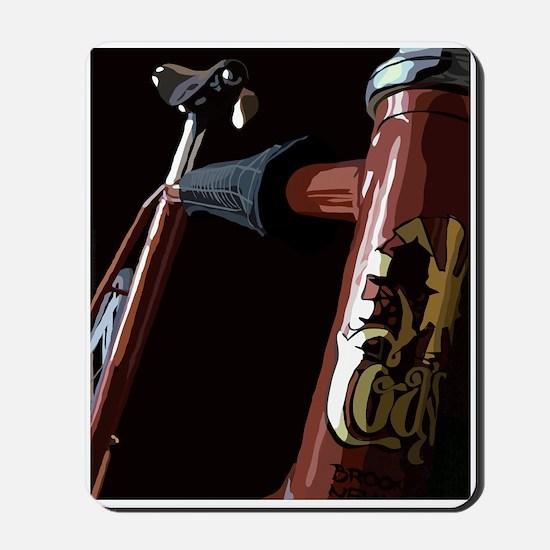 Coast Cycle Mousepad