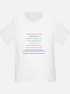 Crochet Manifesto T