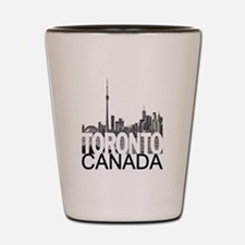 Toronto Skyline Shot Glass