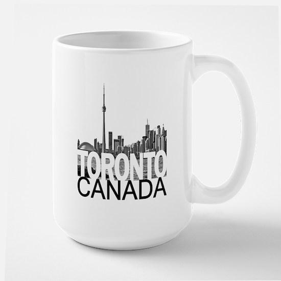 Toronto Skyline Large Mug