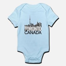 Toronto Skyline Infant Bodysuit