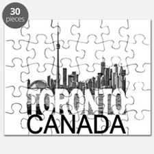 Toronto Skyline Puzzle