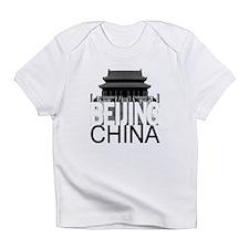 Beijing Skyline Infant T-Shirt
