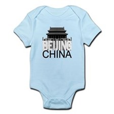 Beijing Skyline Infant Bodysuit
