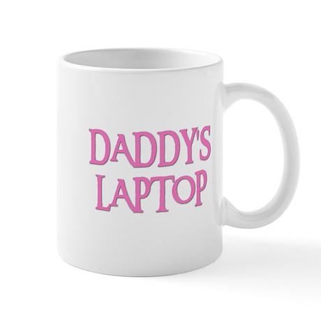 DADDY'S LAPTOP Mug
