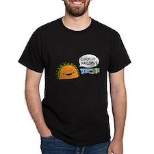 Cuida lo que comes by Yogome T-Shirt