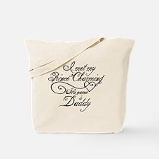 Prince Charming Daddy Tote Bag