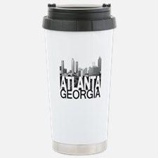 Atlanta Skyline Travel Mug