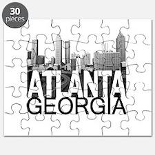 Atlanta Skyline Puzzle