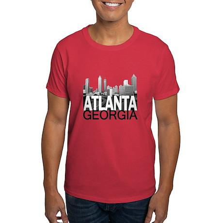Atlanta Skyline Dark T-Shirt