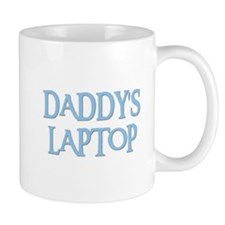 DADDY'S LAPTOP Mug