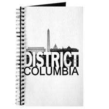District of Columbia Skyline Journal