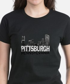 Pittsburgh Skyline Tee