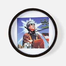 Cool Libya Wall Clock