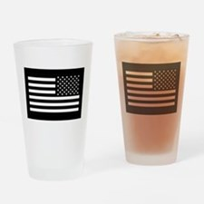 MilFlag Drinking Glass