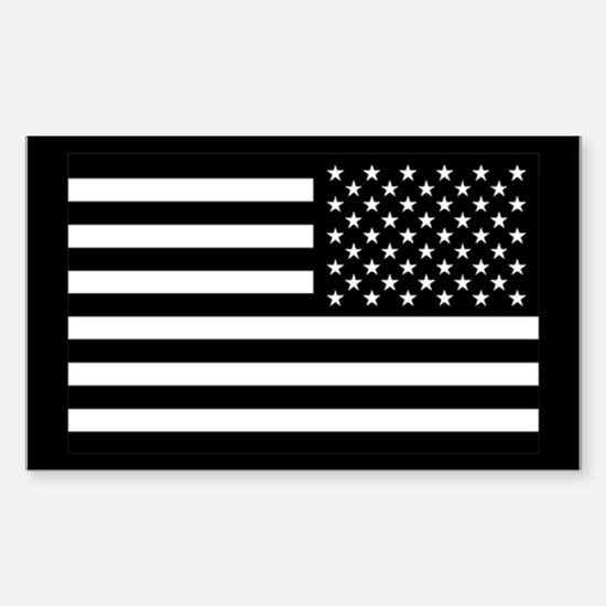 MilFlag Sticker (Rectangle)