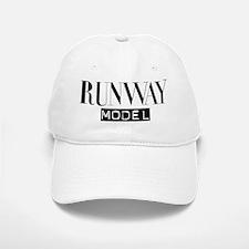 Runway Model Baseball Baseball Cap