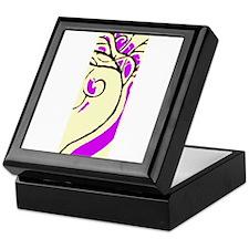 Pink Kade Keepsake Box