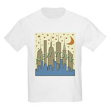 New York City Skyline beachy T-Shirt