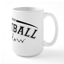 Football Widow Mug