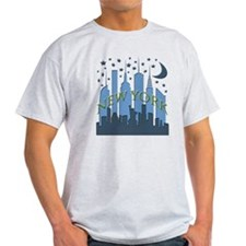 New York Skyline cool T-Shirt