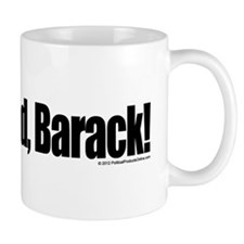 Hit the Road Barack Mug