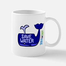 Save Water by Yogome Mug